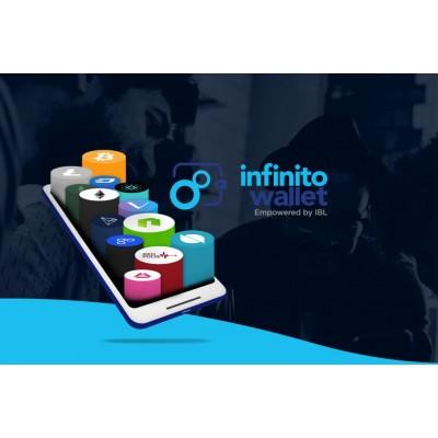 آموزش استفاده از کیف پول Infinito