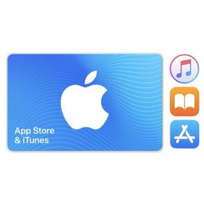 نحوه استفاده از گیفت کارت اپل